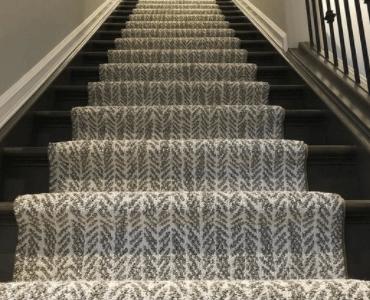 Stairway carpet runner   The Flooring Place
