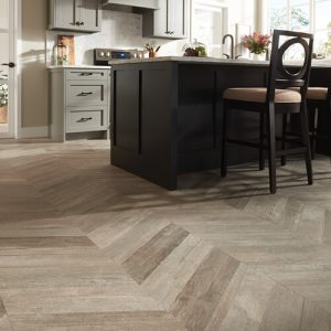 Glee chevron tile flooring | The Flooring Place