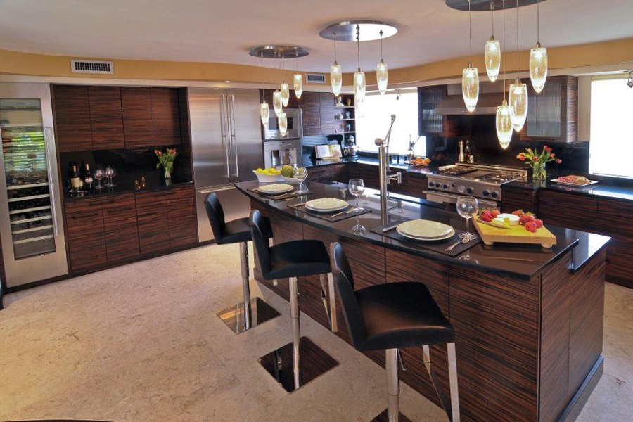 Contemporary Cabinets | The Flooring Place