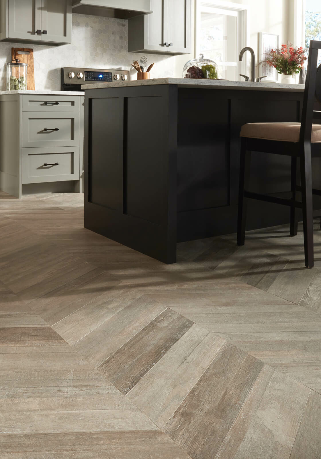 Glee chevron flooring | The Flooring Place