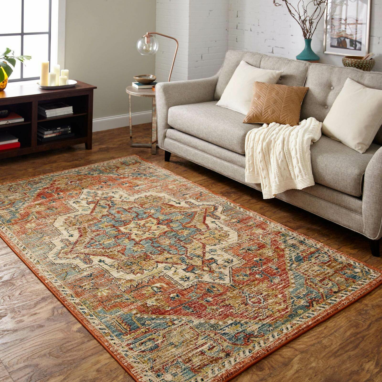 Select rug for living area | The Flooring Place